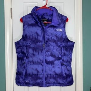 THE NORTH FACE Women's Puffer Vest, Size M